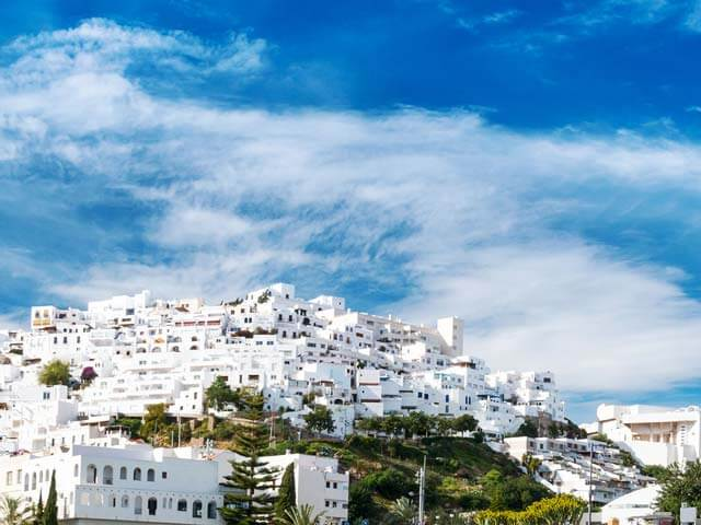 Book cheap flights to Almeria with eDreams