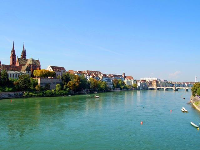 Book cheap flights to Basel-Mulhouse with eDreams