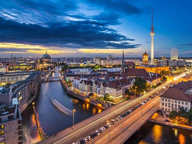 Book cheap flights to Berlin with eDreams