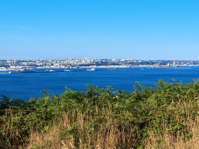 Book cheap flights to Brest with eDreams