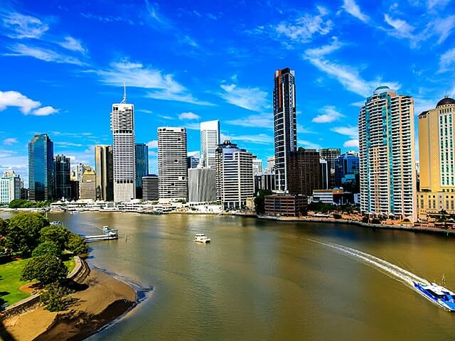Book cheap flights to Brisbane with eDreams