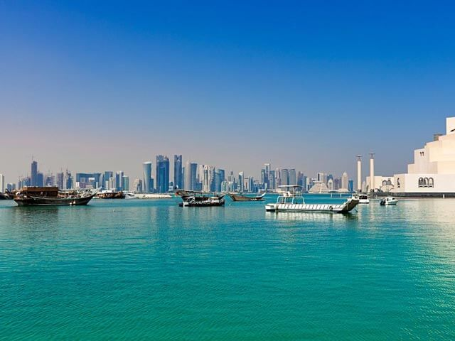 Book cheap flights to Doha with eDreams