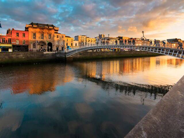 Book cheap flights to Dublin with eDreams
