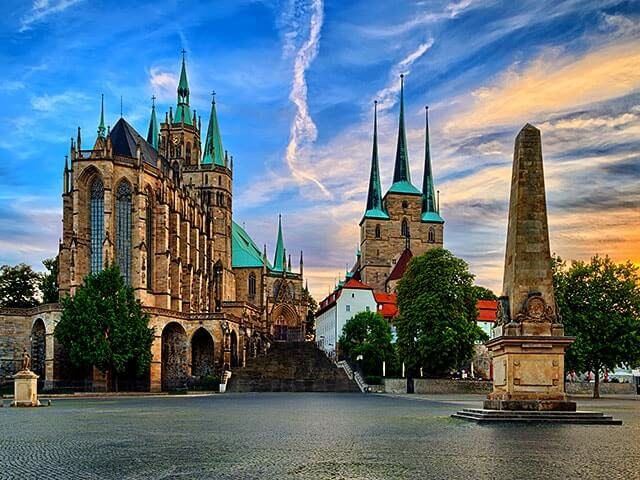 Book cheap flights to Erfurt with eDreams