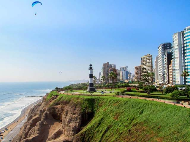 Book cheap flights to Lima with eDreams