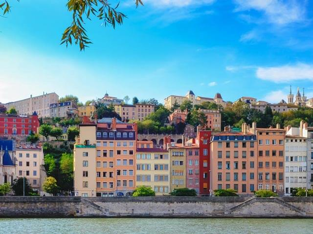 Book cheap flights to Lyon with eDreams