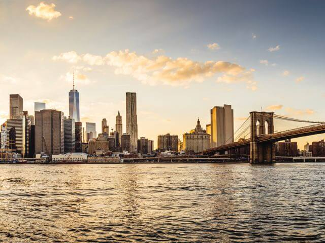 Book cheap flights to New York with eDreams