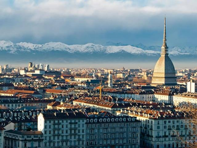 Book cheap flights to Turin with eDreams